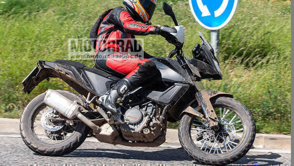 2019 KTM 390 Adventure: Four things the spy shots tell us