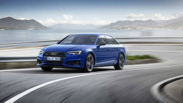 2019 Audi A4 revealed