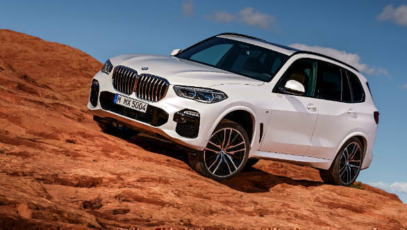 New generation 2019 BMW X5 unveiled