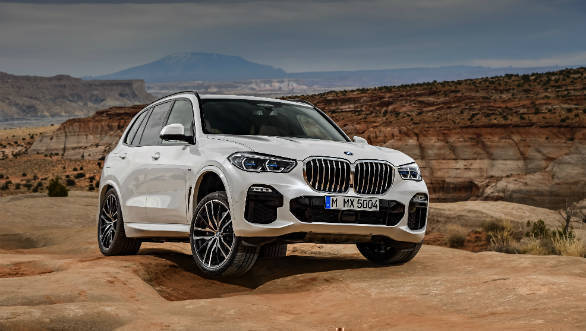 Image gallery: 2019 BMW X5
