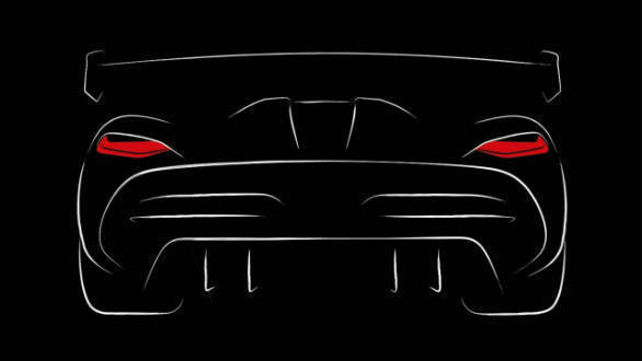 Koenigsegg Agera RS replacement teased before 2019 Geneva Motor Show reveal