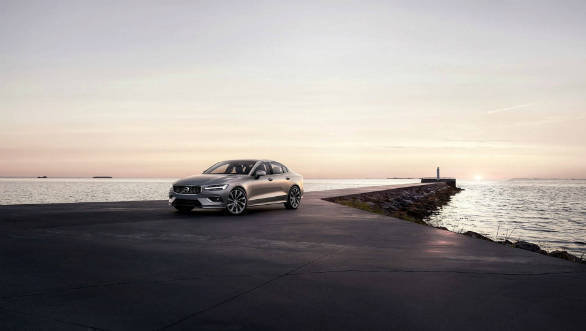 Volvo S60 sedan unveiled internationally, to rival Mercedes C-Class