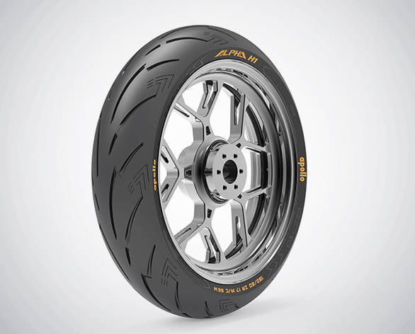 On test at OVERDRIVE: Apollo Alpha-H1 motorcycle tyres