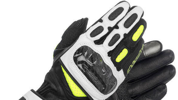Product review: Alpinestars SP-2 riding gloves