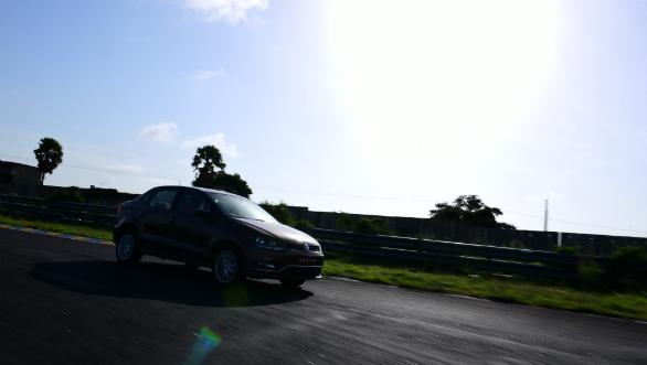 2018 Volkswagen Ameo 1 5 TDI DSG track drive - Overdrive