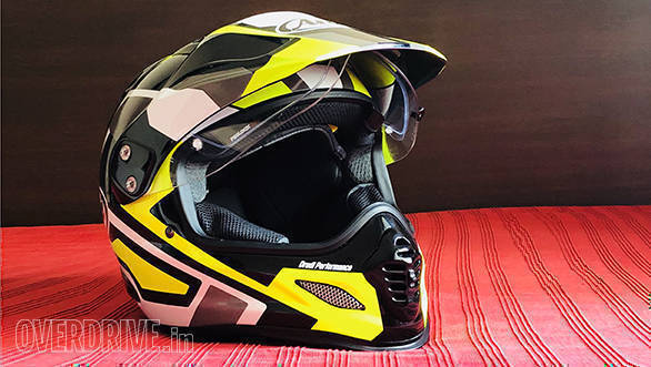 Product review: 2018 Arai Tour-X4 adv helmet