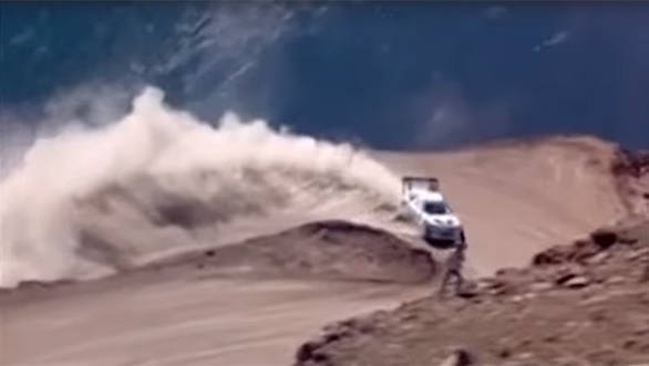Video worth watching: Climb Dance - Ari Vatanen's 1988 record run at Pikes Peak