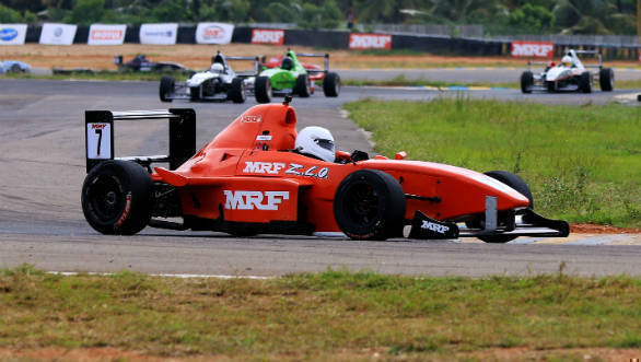 Indian National Racing Championship 2018: Day 2 sees Ashwin Datta and Arjun Balu stand out in their classes