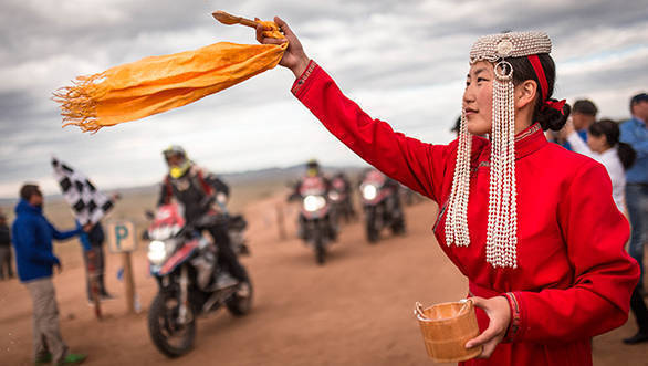 BMW International GS Trophy 2018 Day 10: The long way round to the chequered flag at Ulaanbaatar