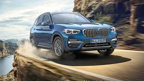 BMW X3 xDrive30i launched in India at Rs 56.90 lakh