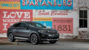 2018 BMW X4 first drive review