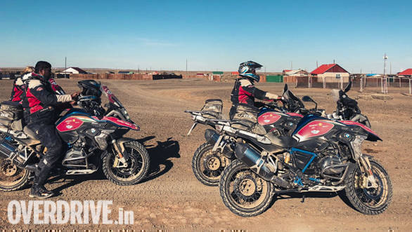 BMW International GS Trophy Day 8: Image gallery