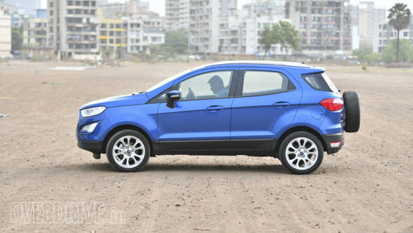 Ford conducts voluntary inspection of 4,379 EcoSport SUVs sold in India