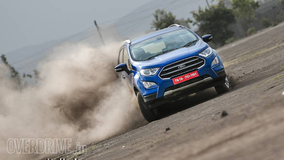 Over 7,200 units of the Ford Ecosport SUV have been recalled in India
