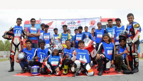 HMSI begins nationwide talent hunt to identify young Indian racers