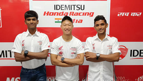ARRC 2018: Rajiv Sethu and Anish Shetty set to ride for Idemitsu Honda Racing India at Suzuka