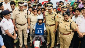 Honda and Delhi Police educate 1,000 kids about road safety awareness