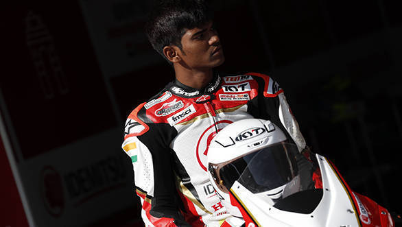 ARRC 2018 Round 3: Hada scores points, Shetty and Sethu finish in top 25 at Suzuka