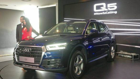 2018 Audi Q5 45 TFSI petrol SUV launched in India at Rs 55.27 lakh