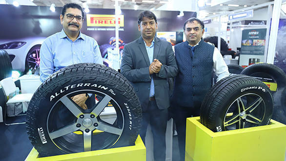 Pirelli Scorpion AT Plus and Cinturato P6 tyres for SUVs and performance cars launched in India