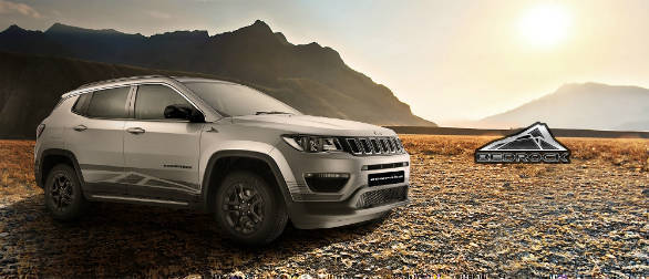 Jeep Compass Bedrock edition launched in India at Rs 17.53 lakh