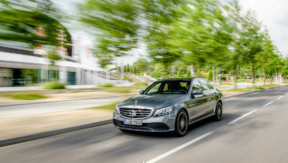 2018 Mercedes-Benz C-Class facelift to launch in India on September 20