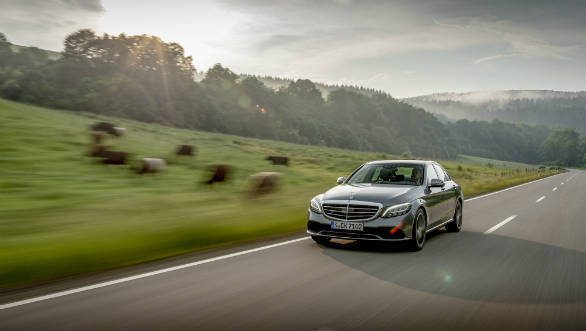 2018 Mercedes-Benz C-Class launched in India at Rs 40 lakh