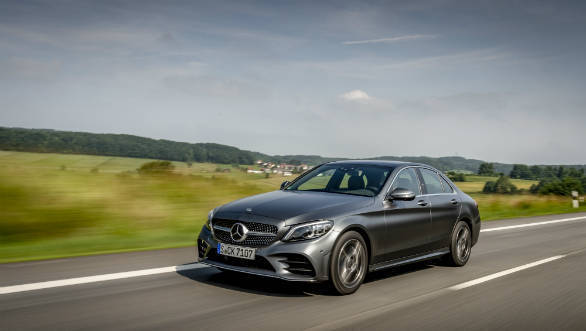 All you need to know: New Mercedes-Benz C-Class