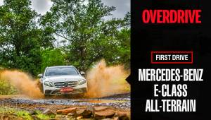 Mercedes-Benz E-Class All-Terrain | First Drive Review