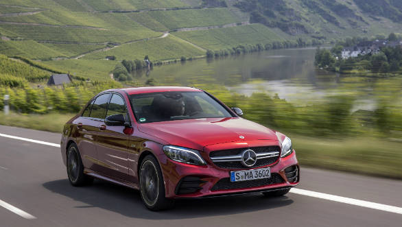 Image gallery: Mercedes-AMG C43 sedan and coupe
