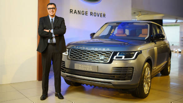 Updated Range Rover and Range Rover Sport launched in India