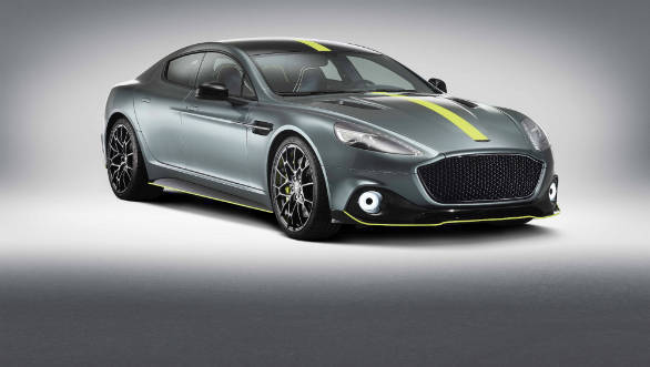 Aston Martin Rapide AMR revealed in production form