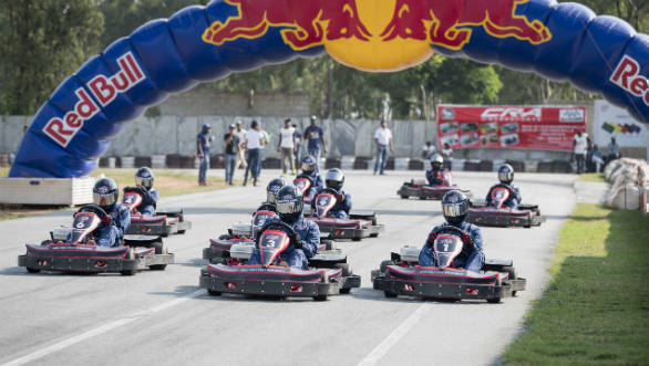 Red Bull Kart Fight 2018: Nationwide amateur-level go-karting competition to begin on July 1