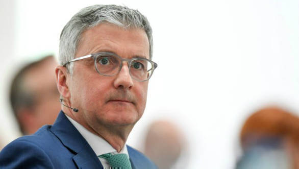Audi global CEO Rupert Stadler arrested over Dieselgate scandal