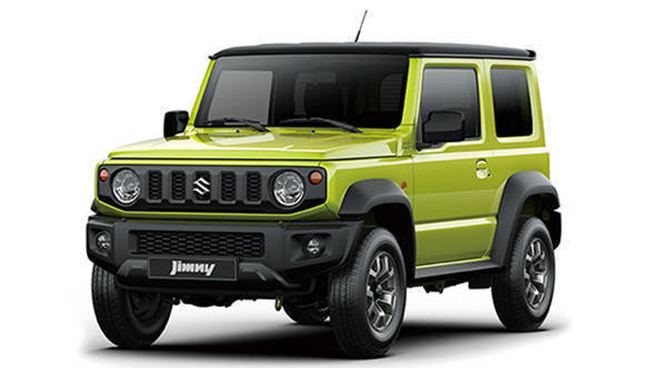 Suzuki Jimny accessories brochure reveals customization options