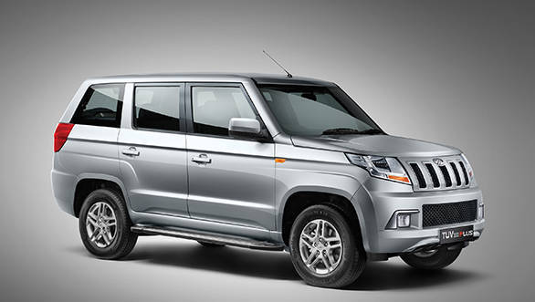 2018 Mahindra TUV300 Plus 9-seater SUV launched in India at Rs 9.47 lakh