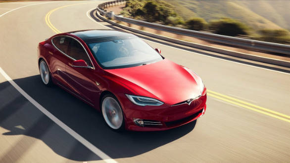 Tesla Model S P100D first drive review