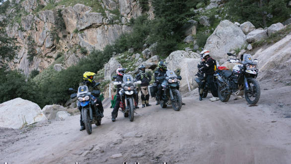 Triumph India announces second edition of Tiger Trails Spiti