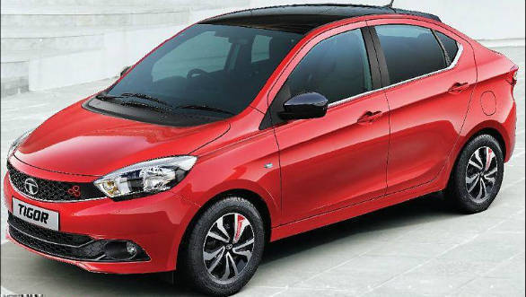Tata Motors to launch limited edition Tata Tigor Buzz