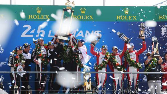 24 Hours of Le Mans 2018: Toyota finally win at the Circuit de la Sarthe
