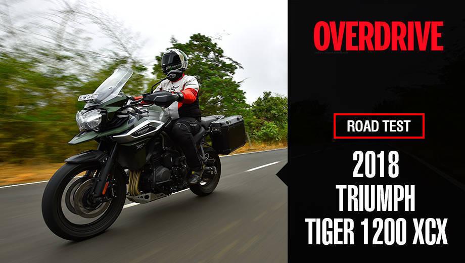 2018 Triumph Tiger 1200 XCx | Road Test