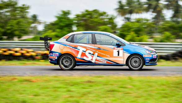 2018 VW Ameo Cup: Racing action begins at Kari Motor Speedway this weekend