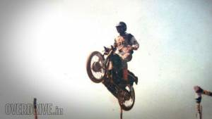 Flying motorcycles and childhood heroes