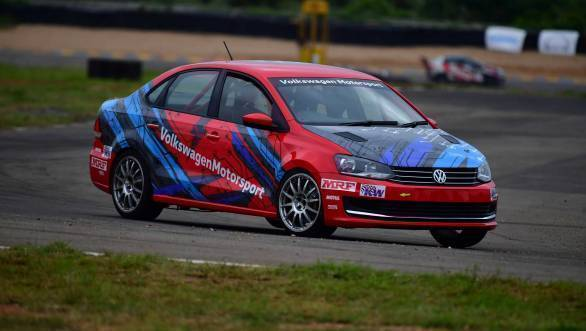 Volkswagen Motorsport India-developed TC4-A cars to compete in National Racing Championship