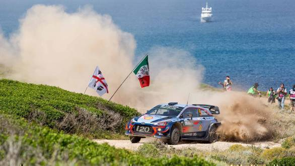 WRC 2018: Victory for Neuville at thrilling Rally Sardinia