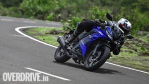 2018 Yamaha YZF-R15 road test review