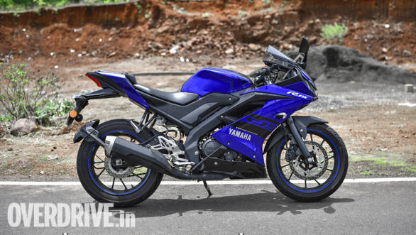 2018 yamaha yzf r15 road test review overdrive