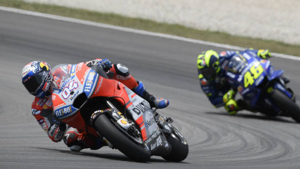 MotoGP 2018 : Jorge Lorenzo wins the Catalunya GP