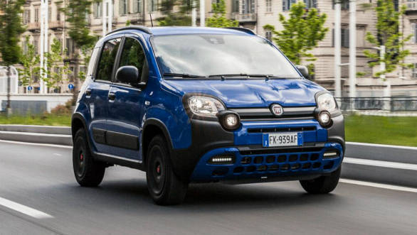 FCA unveils Fiat Panda Waze in association with the navigation app maker
