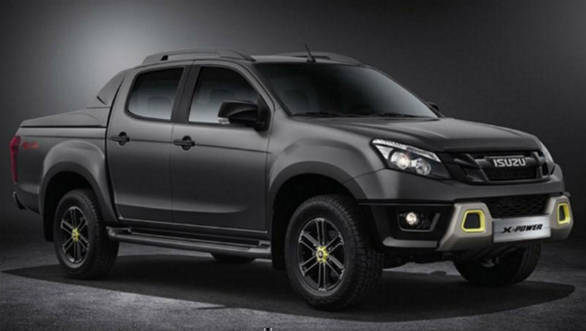 Isuzu introduces X-Power variants of the D-Max and the MU-X